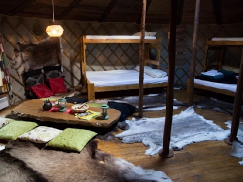 ノルウェーの特別なホテル
