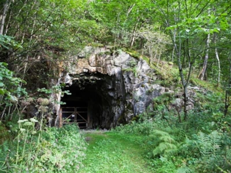 トンネルツアー