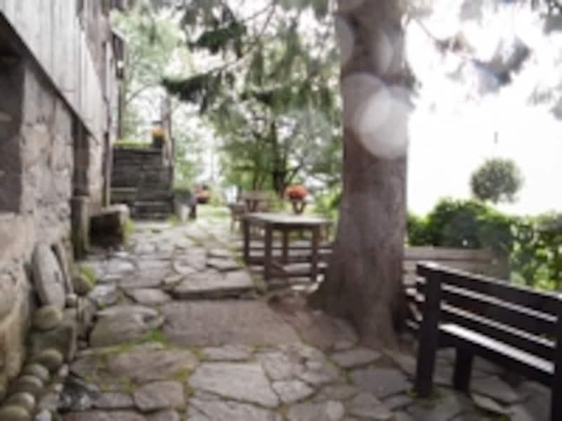 ノルウェーの山荘