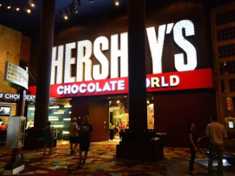 チョコレート好きは、必ず行きたいスポット!