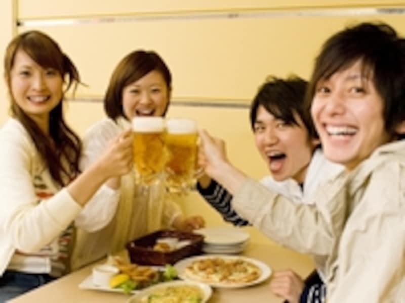飲み会では下ネタに乗りすぎないように!