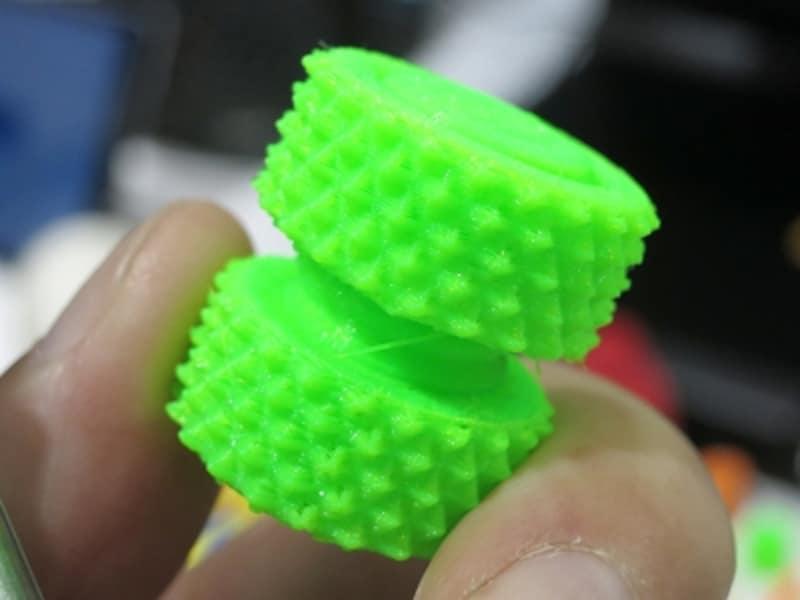 3Dプリンターでデザインしたギアの画像undefined●クリックすると拡大します。