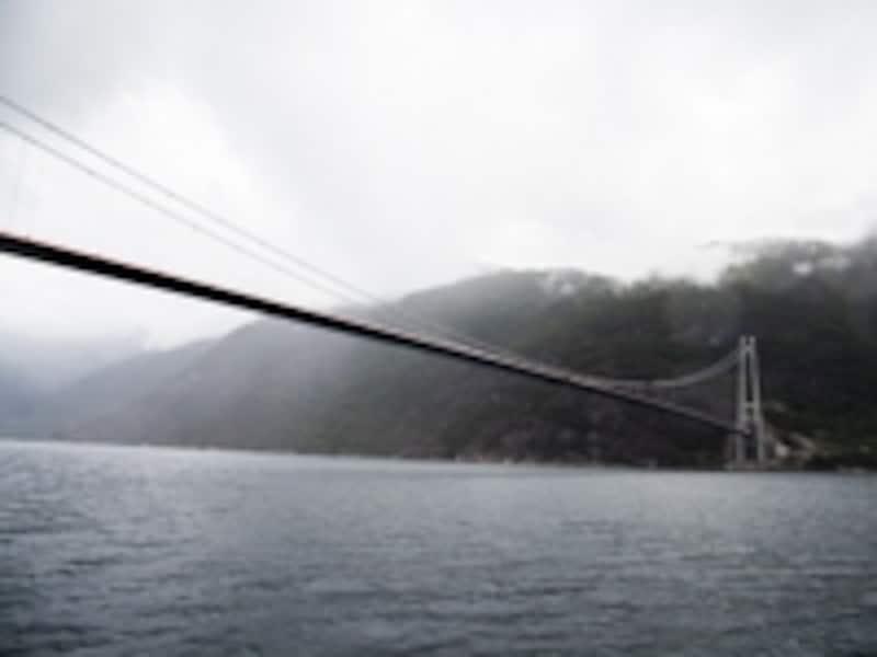 ノルウェー最長の橋