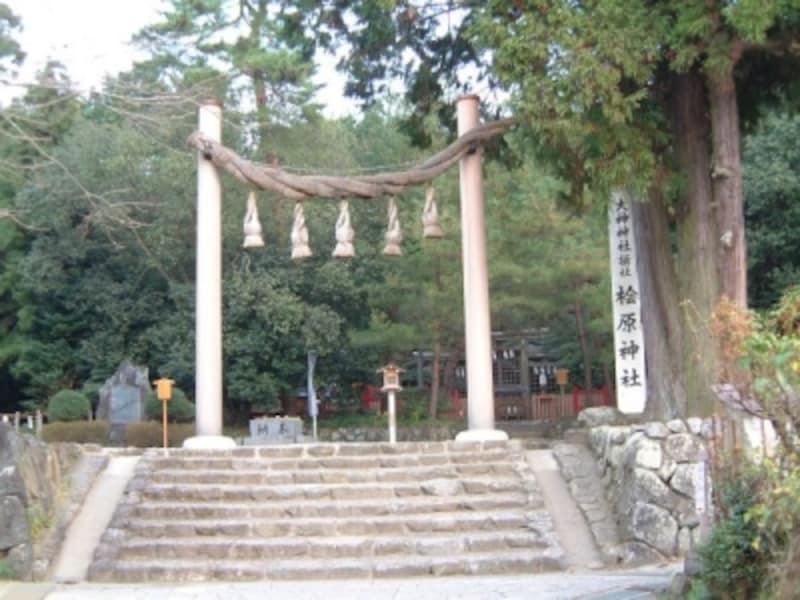 桧原神社(1)