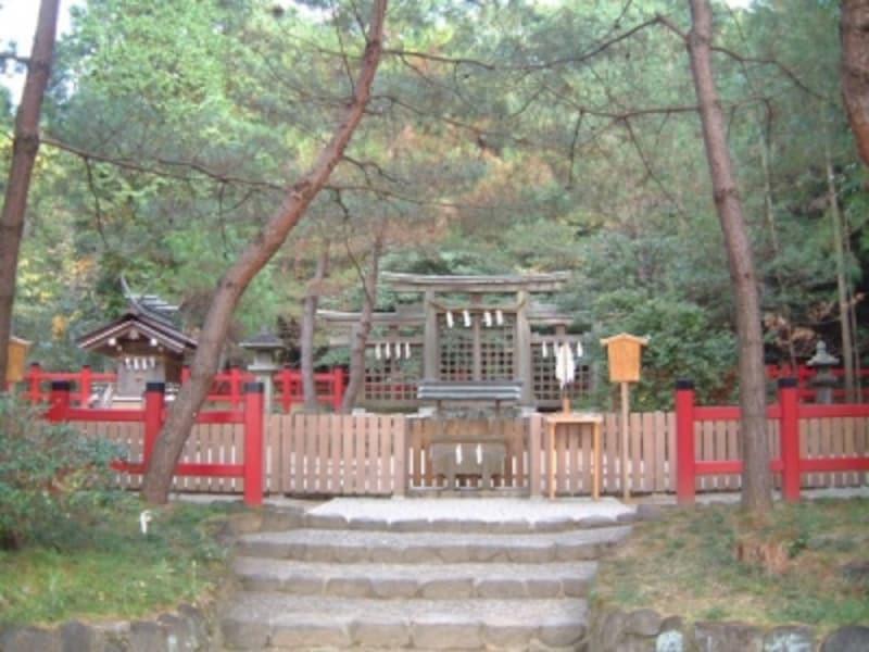 桧原神社(2)/三ツ鳥居