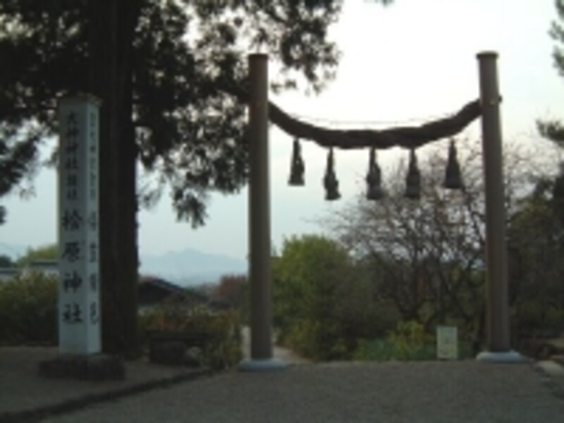 桧原神社(3)/境内