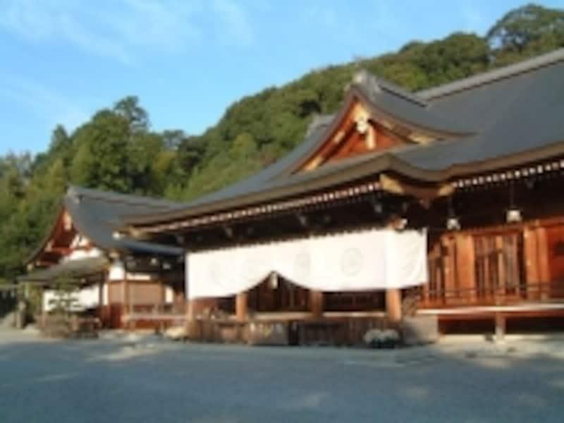 大神神社(4)/祈祷殿