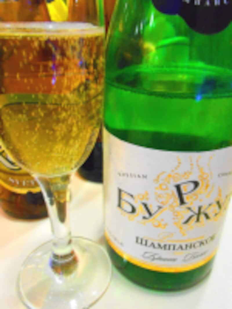 ロシアシャンパン