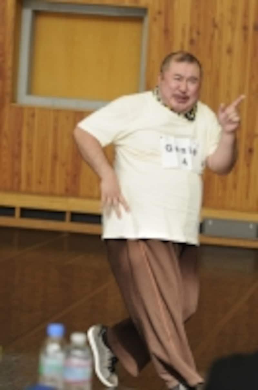 ジーニー役候補者の一人、芋洗坂係長さんundefined写真提供:劇団四季
