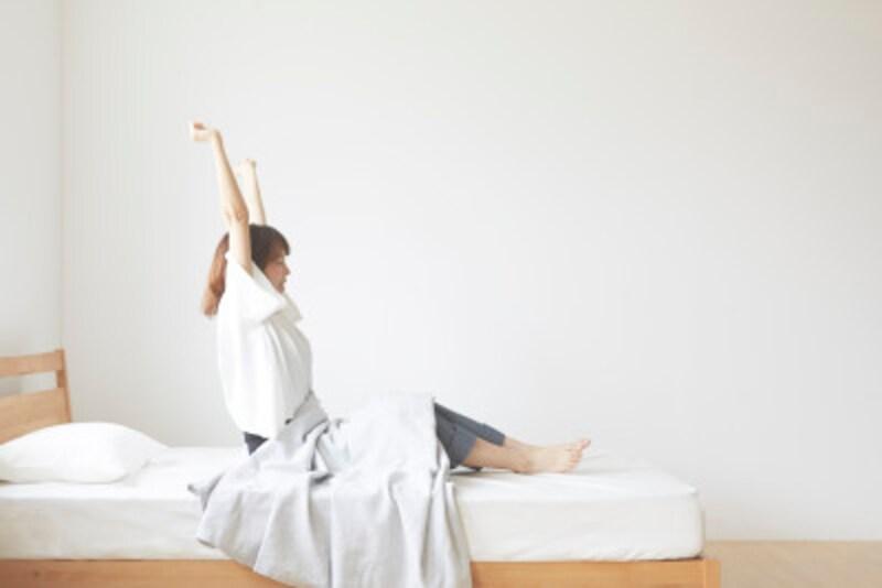 良い眠りは快適な1日をもたらしてくれます