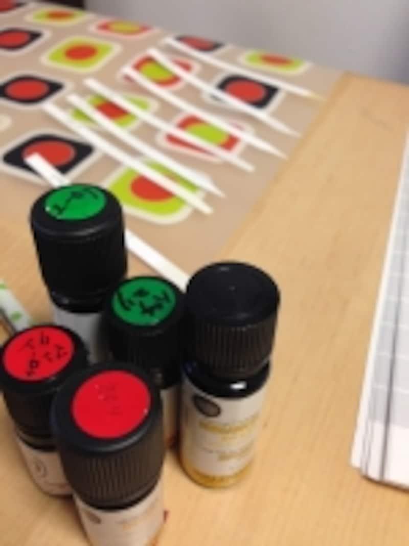 精油(アロマオイル)のブレンドは、同じ精油(アロマオイル)でもそれぞれの滴数を変えるだけで様々な香りが楽しめます。レシピを参考に各々の香りを作ってみてくださいね