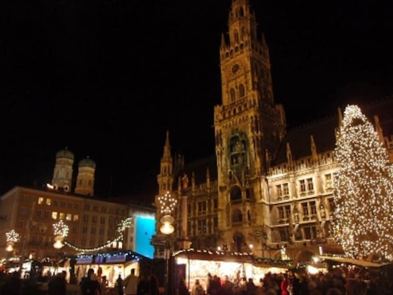 ミュンヘンのクリスマスマーケットは多彩さが魅力!おすすめ観光情報