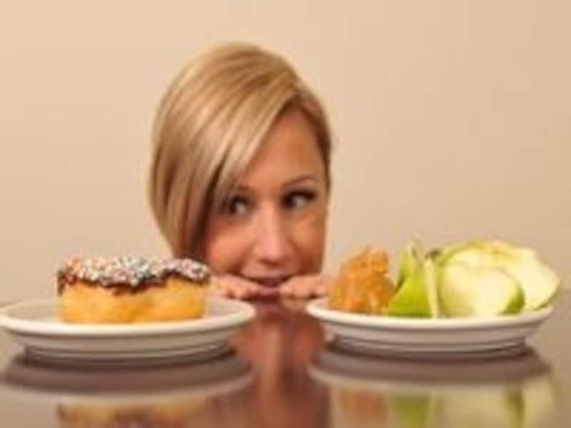まずは悪い食生活を改めよう!