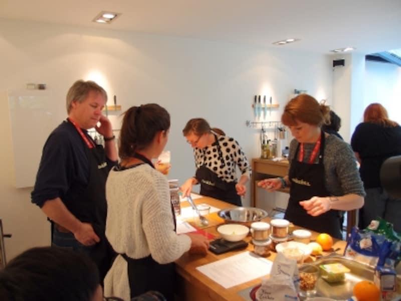 ニュルンベルクの料理教室
