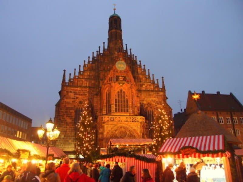 ニュルンベルクのクリスマスマーケット【2019年】