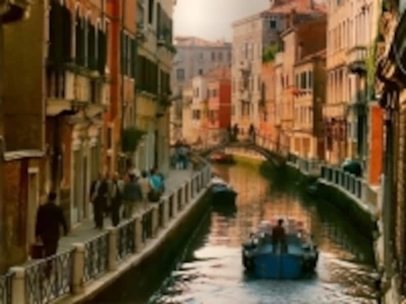 ヴェネツィアの移動手段