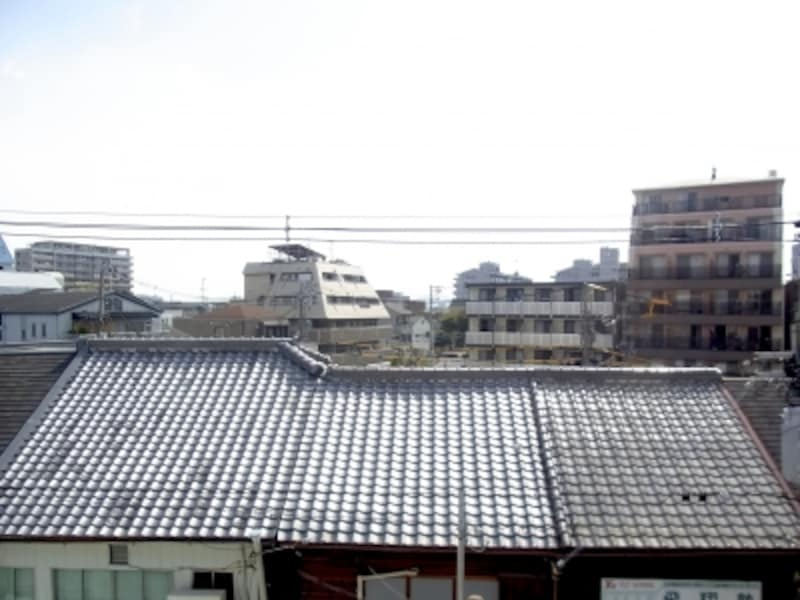 正雀駅南側