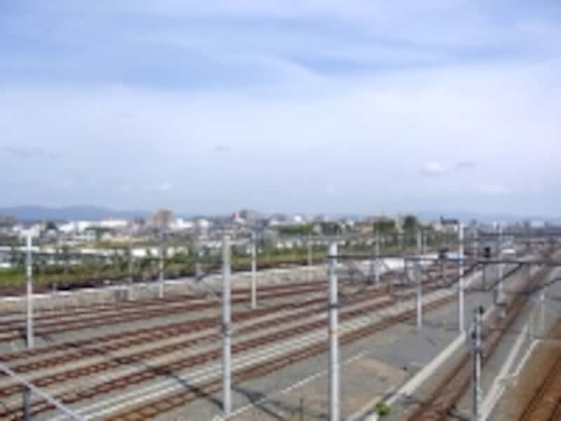 JR吹田操車場跡地