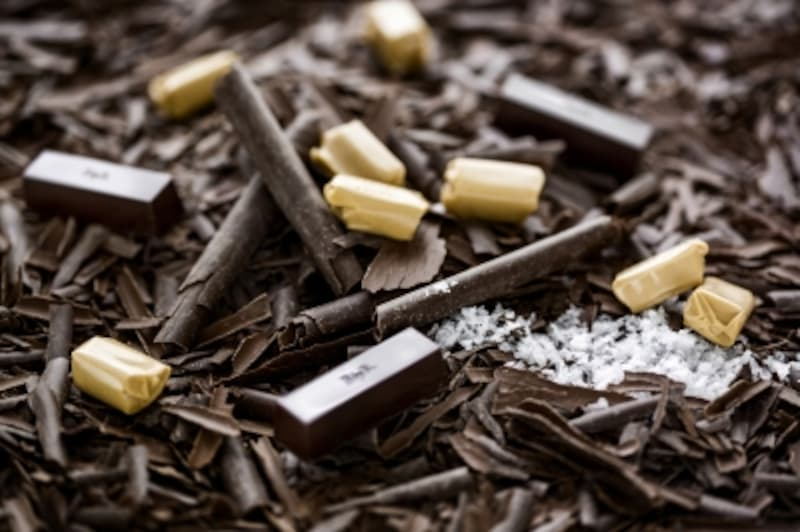 Darkchocolate/Babelutte/Seasalt.