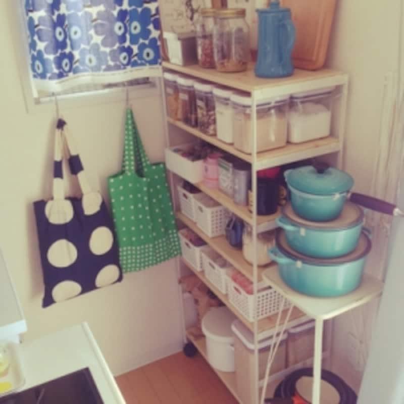 キッチンラック収納