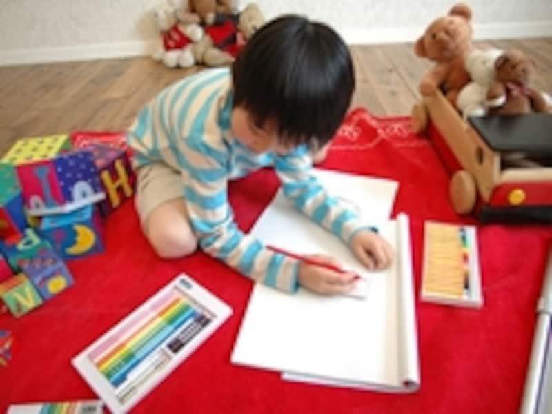 新築の際の家づくりのコンセプトの多くは子育て。子どもたちのために気持ちのいい部屋を準備する。