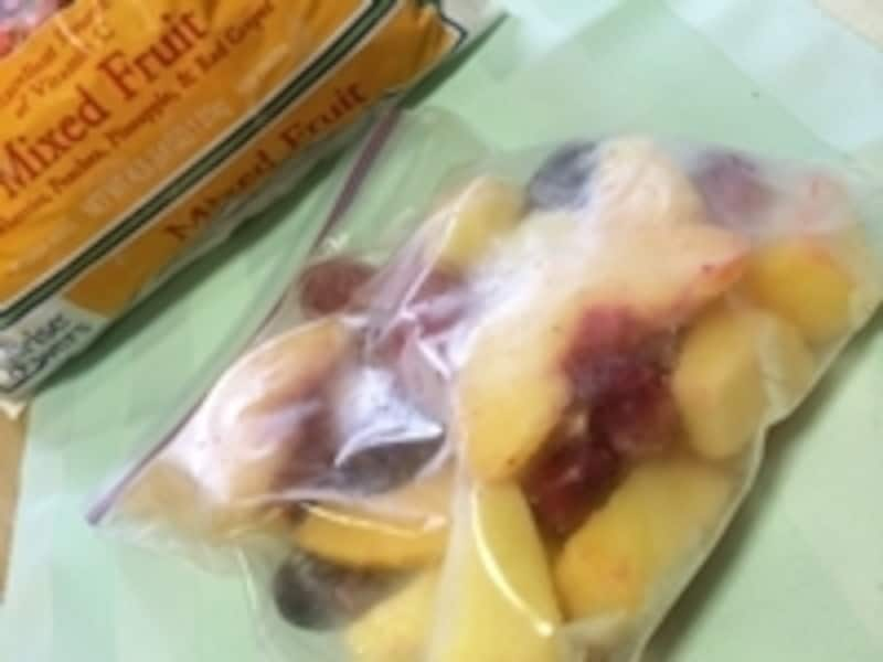 コストコおすすめランキングundefined冷凍ミックスフルーツ