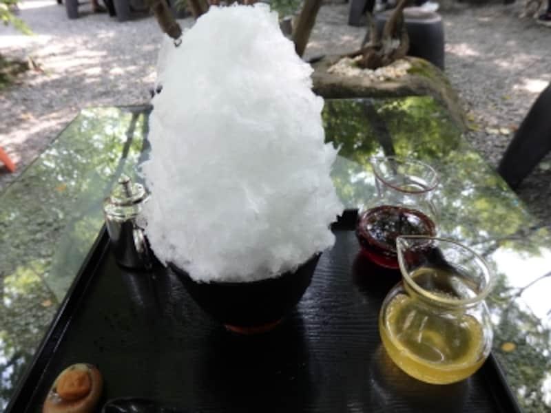長瀞undefined観光undefined阿左美冷蔵undefinedカキ氷