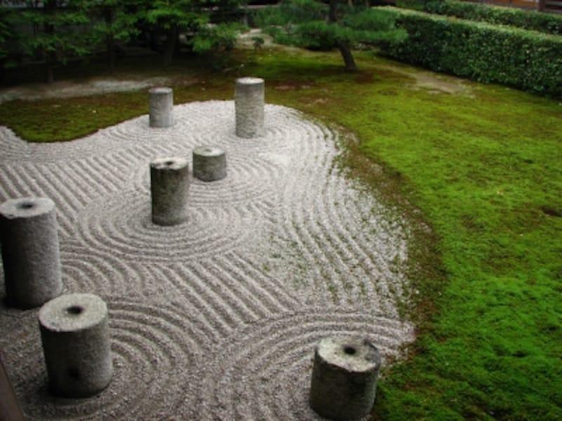東福寺『八相の庭』東庭