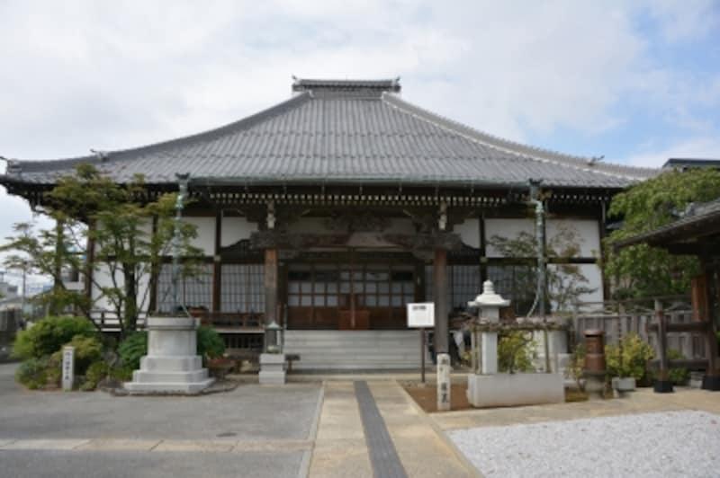 大川図書が眠る東福寺
