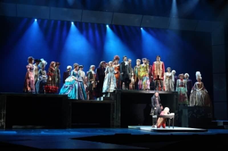 『モーツァルト!』写真提供:東宝演劇