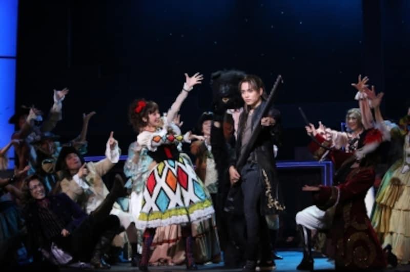『モーツァルト!』写真提供:東宝演劇部