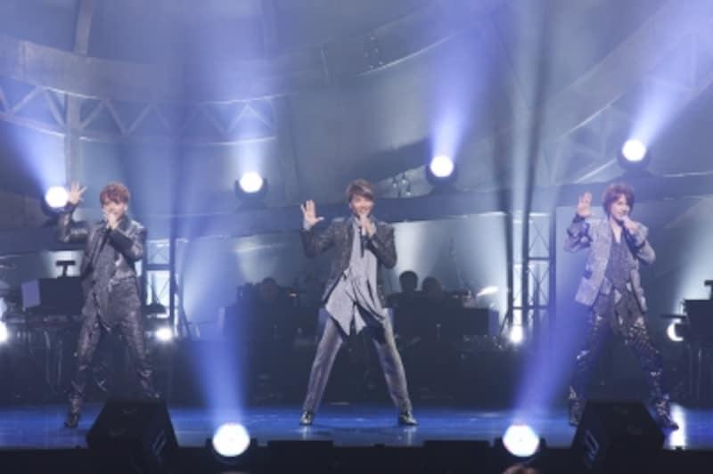 StarS2013年日本武道館公演undefined写真提供:エイベックス