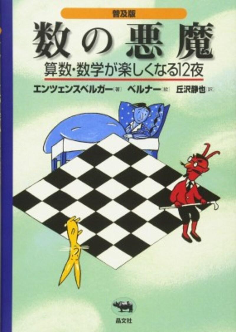 中学受験算数参考書問題集『数の悪魔―算数・数学が楽しくなる12夜』