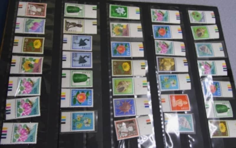 日本切手の未使用