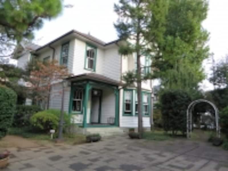 旧宣教師館