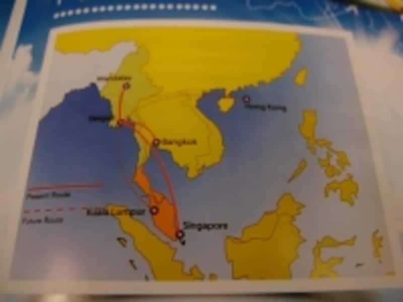 東南アジアのLCC
