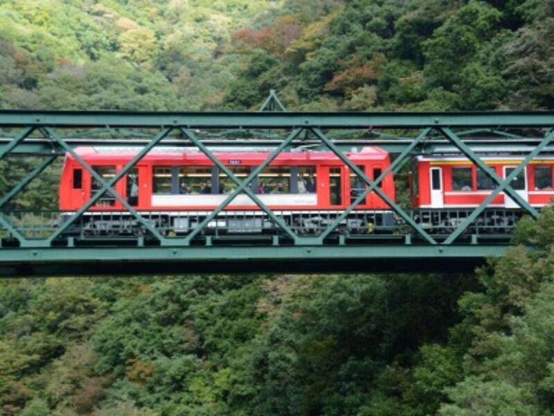 出山鉄橋のアレグラ