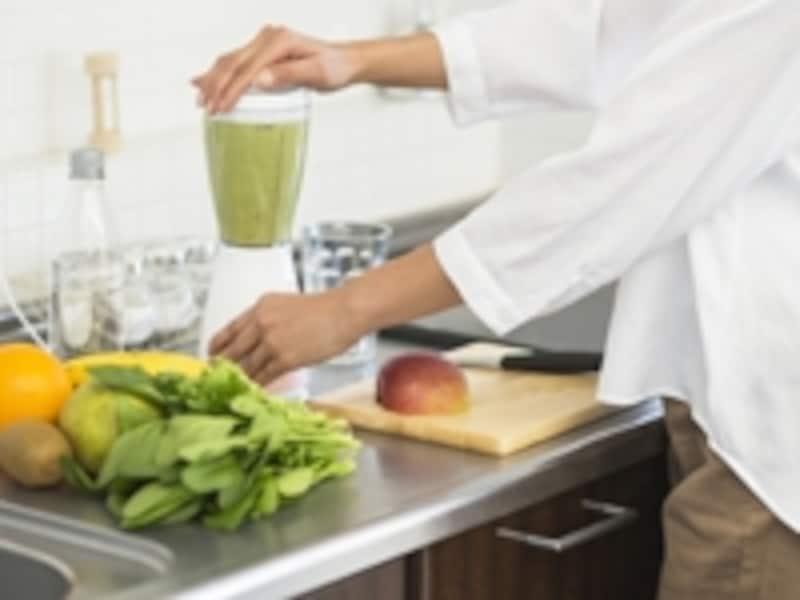 キッチン家電を使いたい場所でサッと使えるかどうか、毎日のことだけに重要なポイント。