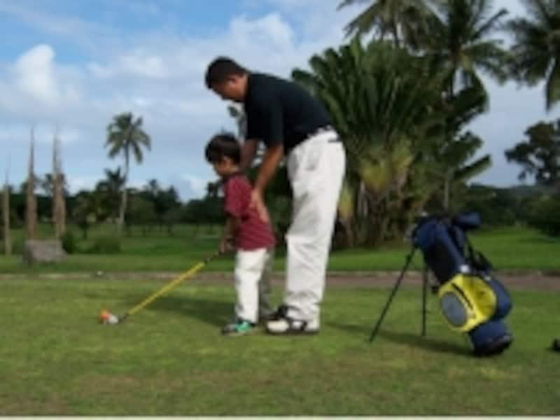 ハワイゴルフ2