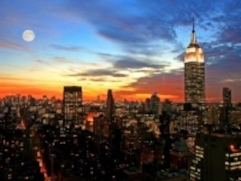 ニューヨーク夜