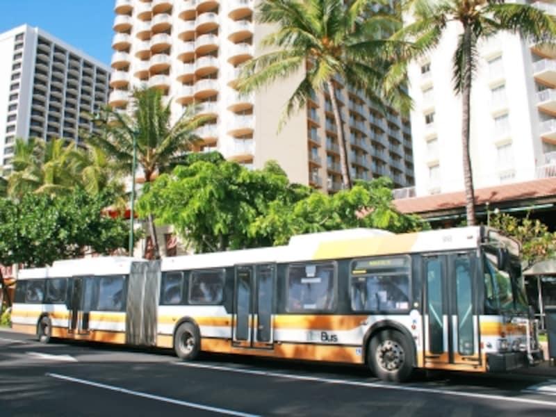 ハワイホノルルのザ・バスの乗り方は、これを見ればばっちり!