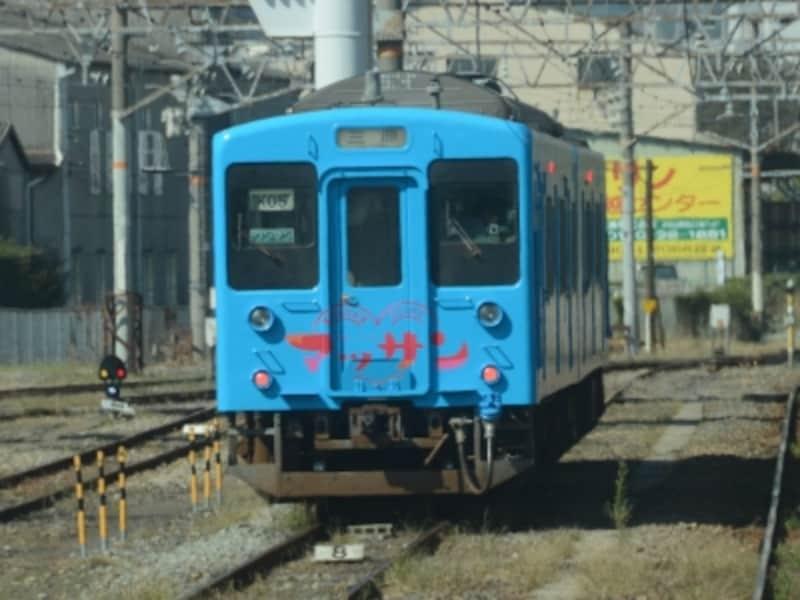 NHK朝ドラ『マッサン』のPR電車