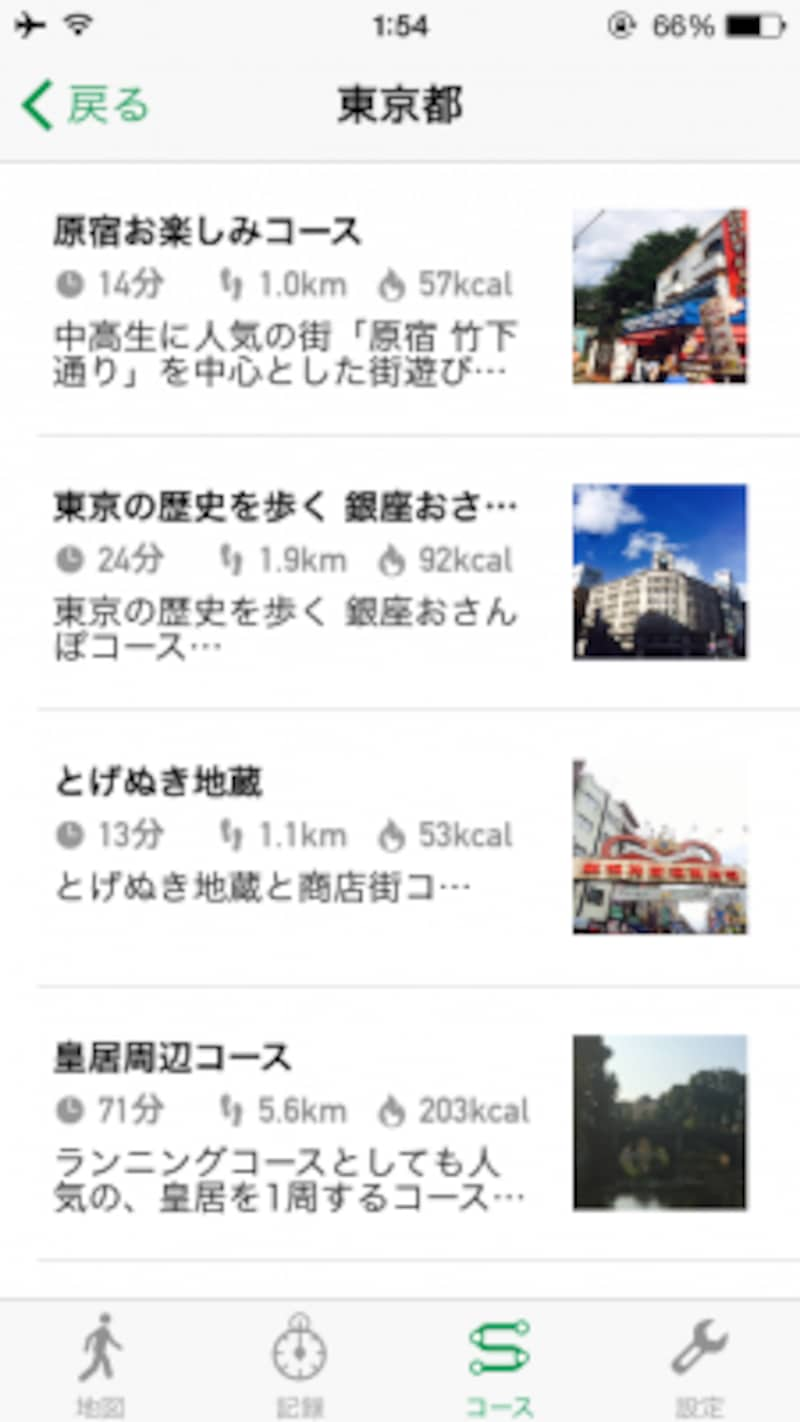 ALKOO散歩