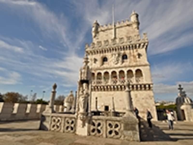 マヌエル様式の傑作、ベレンの塔