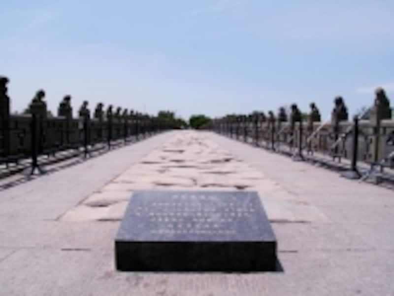 北京「盧溝橋」