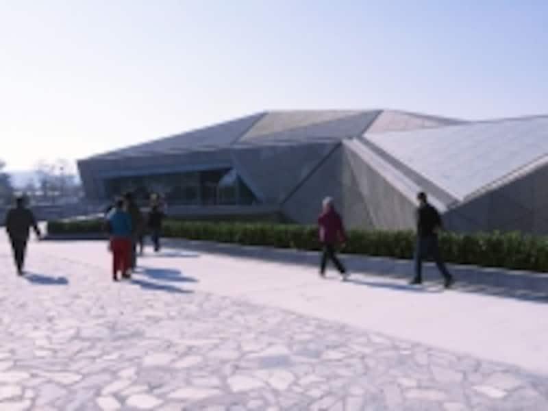 北京原人「周口店遺址博物館」