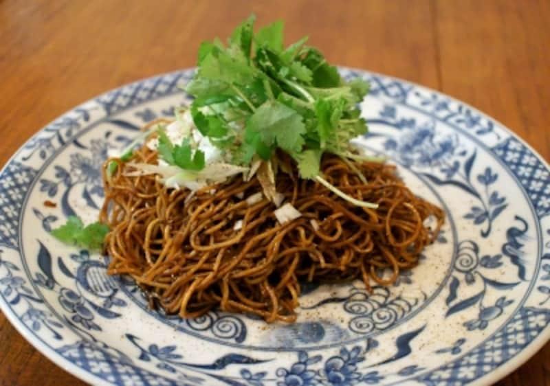 黒胡椒炒麺