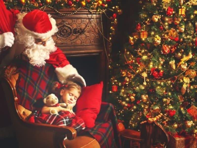サンタの正体は親とばれるのは何歳?卒業方法は