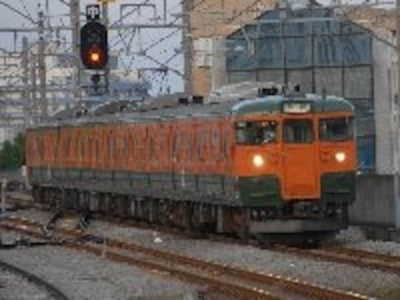 JR利用は両毛線を利用する。湘南色電車に乗れるのは貴重だ
