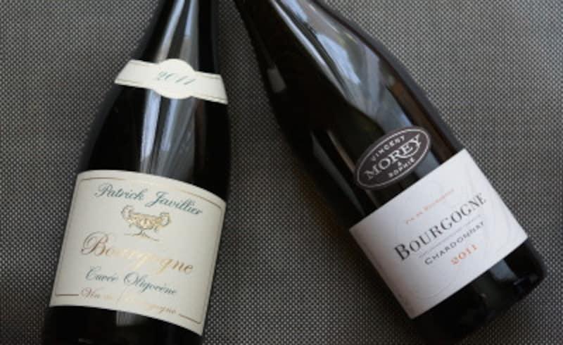 ブルゴーニュ・ブランも白ワイン用ブドウ品種「シャルドネ」100%